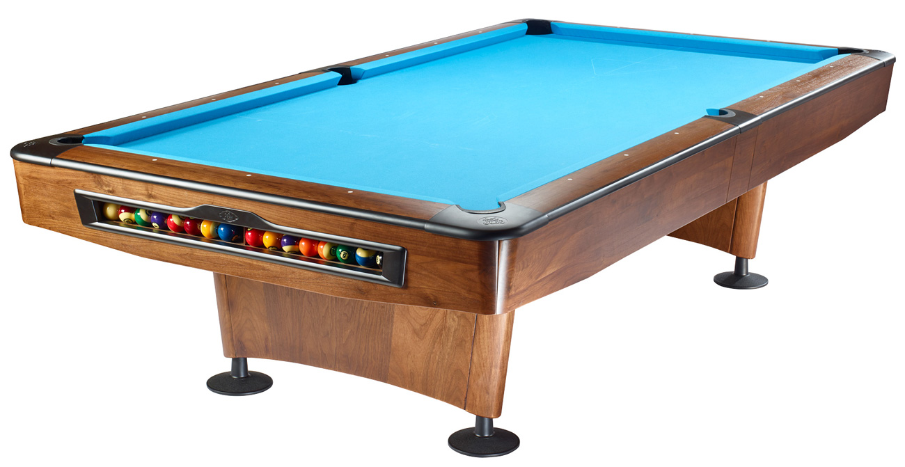 Olio Pool Table Walnut Wood Ft For Sale At Beckmann Billiards - Olio pool table