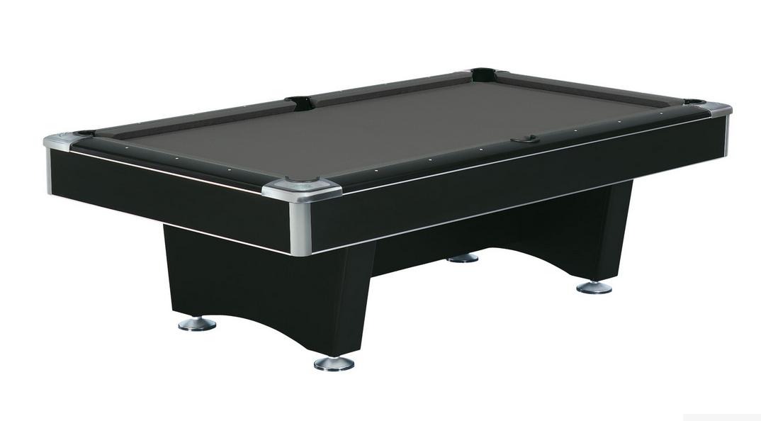 Billiard table pool brunswick centurion matt black 8ft pro for 12 foot snooker table for sale