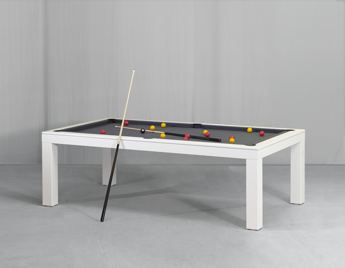 Pool table pronto vision 7 ft convertible dining table for sale at beckmann b - Billard convertible table ...