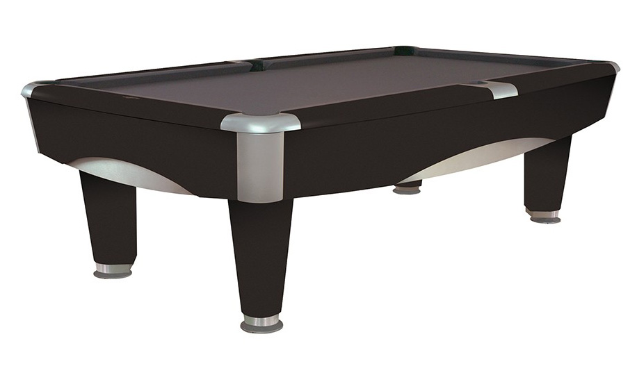 Brunswick Pool Table Metro 8ft Black For At Beckmann Billiards - Are Brunswick Pool Tables Good