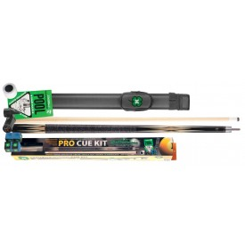 McDermott Cue Pro  Pool Kit