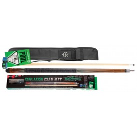 McDermott Cue Deluxe Pool Kit
