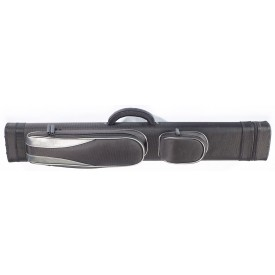 Pool cue hard case Magic 3x5 black with shoulder strap