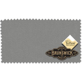 Billardtuch Brunswick  Centennial Gun Metal Grey  für 9ft
