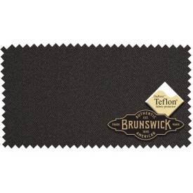 Billardtuch Brunswick Centennial Charcoal Grey für 9ft