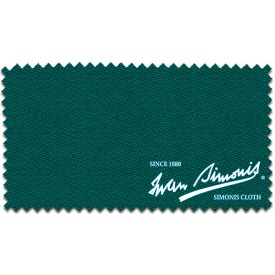 Simonis Carambol Cloth 300 Rapid  170cm Blue/Green