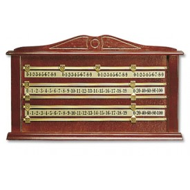Count-Board Snooker