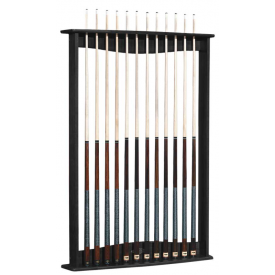 Brunswick Cue Wallrack Gold Crown
