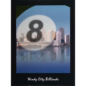 Poster: Windy City Billiards
