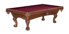 Brunswick pool tables 8ft