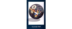 Poster: Essentialy 8 Ball