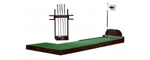 "Golf Putting Green Indooranlage Brunswick  ""THE RO"