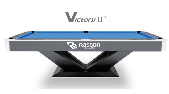 Billardtisch Pool Rasson Victory 2 Plus 9 Fuss (9f