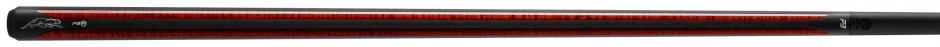 Pool Cue Predator P3 RN burgundy, REVO Shaft 12,4mm, no Wrap Limited 500pc