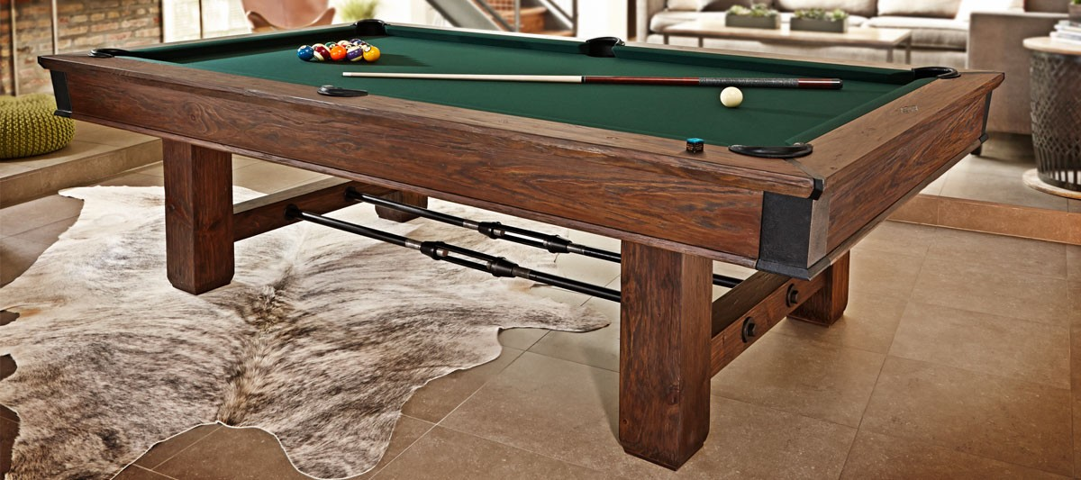 Brunswick Black Forest Pool Table Canton 8ft