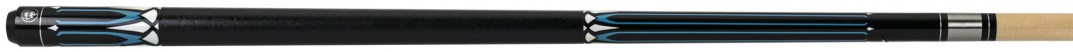 Classic Pool Cue WE-01, Leather, 5/16 x 18