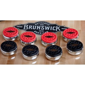Shuffleboard Wax Set Brunswick