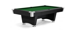 Pool Billardtisch Black Wolf PRO 9Fuß (9ft) Brunsw
