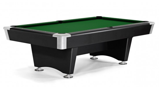 Pool Billardtisch Black Wolf PRO 8Fuß (8ft) Brunsw