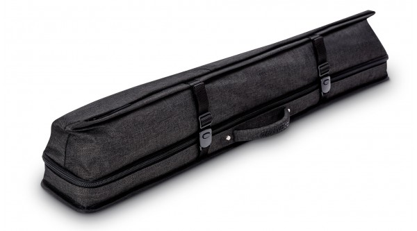 Cue Soft Case Predator URBAIN 2/4, dark grey, shoulder strap