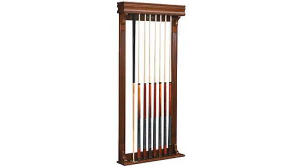 "Brunswick Wandhalter Brunswick ""TRADITIONAL"" Wall Rack Chestnut"