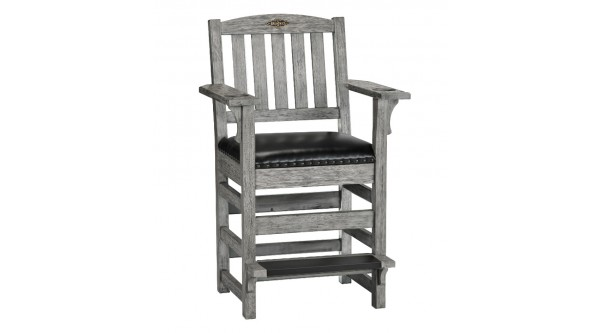 Brunswick Centennial Players Chair Rustic Grey