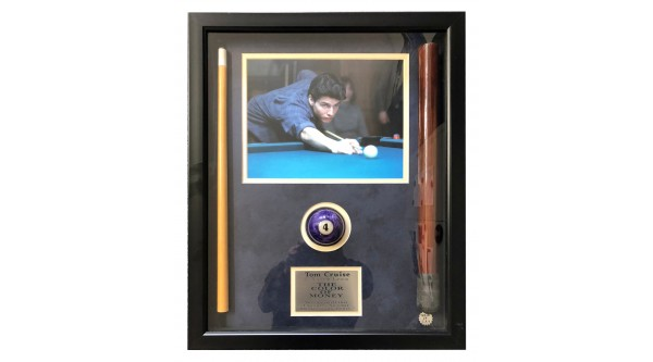 "Photo Frame ""TOM CRUISE""  (The Color of Money)"