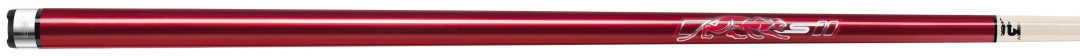 Pool Cue Predator Sport-2 Ember, red NW with 314-3 Shaft